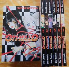 OTHELLO - serie completa da n°1 a 7, ed. Star Comics