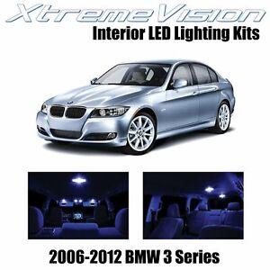 XtremeVision Interior LED for BMW 3 Series E90 E92 M3 06-12 (18 PCS) Blue