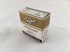 PHOTAR TIFFEN COLOR CORRECTION PHOTOGRAPHIC FILTER-SERIES #4.5-85