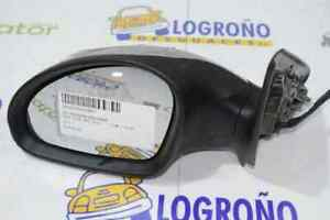 Rear-View Left Seat Leon Sign 2003 299897
