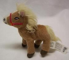 "Hasbro FurReal Friends Mini Pferd Pony 4"" Plush Stofftier Spielzeug Burger King"