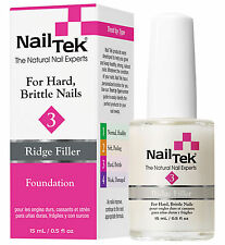 Nail Tek Ridge Filler- Foundation 3 - 15 ml/ 0.5 fl oz - 55816