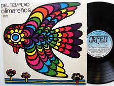 Los OLIMARENOS Del Templao LP Near-MINT Uruguay press