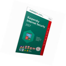 Kaspersky Internet Security 2018 5pc | 5 Devices 1 Year License Download