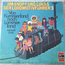 JIM KNOPF UND LUKAS DER LOKOMOTIV-FÜHRER 3 (fontana special 6434 060 Stereo)