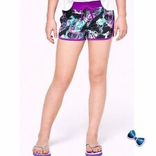Justice Girls Size 14-16 Sport Dolphin  Mesh Shorts New With Tags