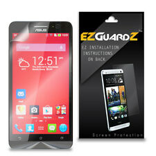 1X EZguardz LCD Screen Protector Shield HD 1X For Asus ZenFone 6 (Ultra Clear)