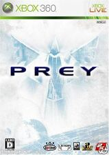 Used Xbox 360 Prey MICROSOFT JAPAN JAPANESE JAPONAIS IMPORT