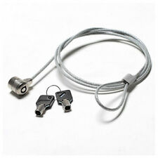 New Notebook Laptop PC Computer School Anti-theft Security Key Lock Chain Cable