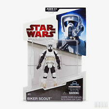 Biker Scout / BD12 - B-Ware - Star Wars: The Legacy Collection - Hasbro