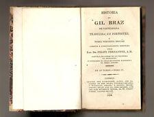 1808 - GIL BRAZ DE SANTILHANA