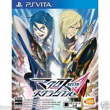 Macross Delta Scramble PS Vita SONY JAPANESE NEW JAPANZON