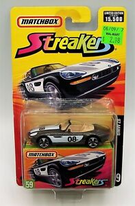 """""""MATCHBOX"""" SUPERFAST **STREAKERS** BMW Z8 No.59 LIMITED EDITION MOC"""
