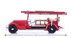Autocult ATC12014 Tatra 70 fire engine Czech Republic 1931Pompiers  1/43