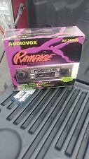 NEW Rampage Audiovox AV-3000 AM/FM Car Stereo Cassette Player AV-3000B