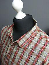 PAUL SMITH JEANS Herrenhemd Slim Fit Gr XXL Baumwolle -formal shirt- 484