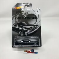 #4900  '64 Lincoln Continental * Hot Wheels Goldfinger 007 Bond * WH8