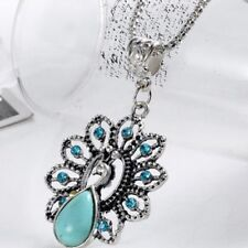 Alloy Accessory Necklace Useful Peacock Bridal Chain Party Open Fashion