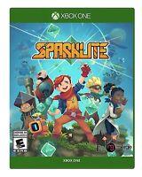 Sparklite Xbox One Kids Game Rpg Fantasy Rare Collectible Spark Lite