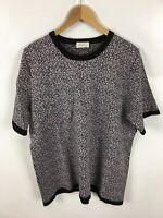 PIANKA DAmen T-shirt, Größe 50, Mehrfarbig, Wolle, sehr schick