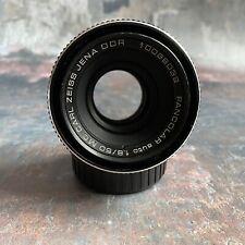 READ - Carl Zeiss Jena DDR MC Pancolar 50mm f1.8 M42 *RARE