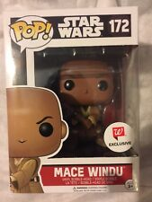MACE WINDU Funko Pop Star Wars #172 Walgreens Exclusive