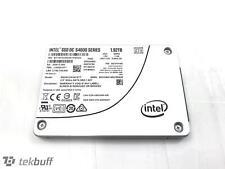 Intel DC S4600 1.9TB HD SATA 2.5 SSD Hard Drive SSDSC2KG019T701