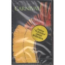AA. VV MC7 Carnival The Rainforest Foundation RCA Victor Sealed 0743214476949