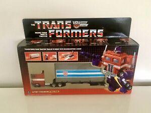 TRANSFORMERS OPTIMUS PRIME Autobot Leader MISB BNIB MOC Sealed