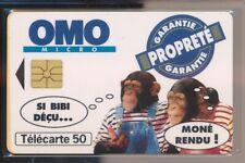 Télécarte Privée Publique EN1431 OMO ref TPZ266