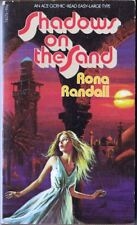 Shadows On The Sand Rona Randall Gothic First Ace Printing 1973 Paperback VGC