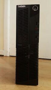 Lenovo M91p i5 2400 3.1GHz Quad Core RAM 4GB HDD 500GB Win10 COA keyboard mouse