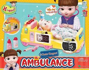 Impressive Toys   Kongsuni Hospital Play set with X-ray Ambulance