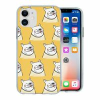 For Apple iPhone 11 Silicone Case Dogs French Bulldog - S944