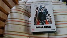 High Rise   2016 15 Starring: Tom Hiddleston uk dvd