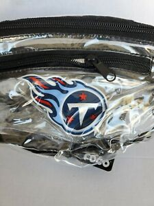 Tennessee Titans Clear Fanny Pack Purse NFL Stadium Compliant