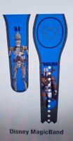 NEW DISNEY PARKS Star Wars BLUE IG-11 The Mandalorian Magicband Magic Band