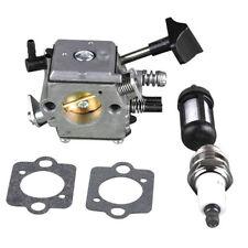 Carburetor Set Backpack Blowers NEW For Stihl SR320 SR380 SR420 BR320 BR340 BR40
