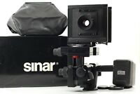 【N MINT+++ BOX】 Sinar X 4x5 Film Camera + CM Fujinon 150mm f/5.6 Lens from JAPAN