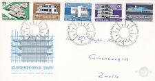 Netherlands 1969 20th Century Dutch Architecture FDC VGC No.95