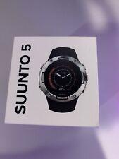 Suunto 5 Black Steel Watch - SS050445000