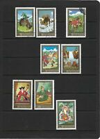 ART.   ''ULAN BATOR''.- MUSEUM  1972> MONGOLIA.-    (8)