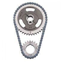 Edelbrock 7814 Performer-Link True-Roller Timing Chain Set for 221-302 351W Ford