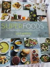 SUPERFOODS BY JULIE MONTAGU COOK BOOK