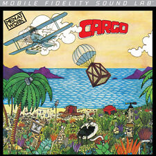 Men At Work - Cargo(150g LTD. Numbered Vinyl LP), 2013 MoFi 1-025