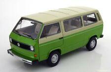 VW T3 Bus 1979 - 1990 - Schuco 1/18 Código:00380. Producto Nuevo. Color Verde.