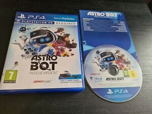 Astro Bot Rescue Mission PS4 (Playstation 4) VGC. Free P+P. FAST DISPATCH.