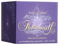 Kimora Lee BABY PHAT FABULOSITY 1.7 1.6 oz 50 ml Women Perfume EDP Spray NIB