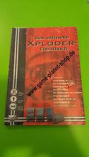PlayStation Xploder cheatbuch nuevo embalaje original PSX PSOne códigos solución libro