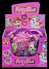 1x Packs of Kitty Club Figure Blind Bag Hat Cat Little Pets Kitten Toy NEW